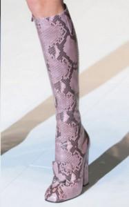 Moda en zapatos Gucci