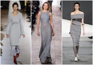 Colores de moda gris